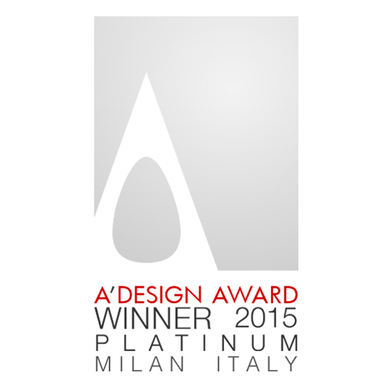 A'DESIGN AWARD PLATINUM – Ane stool