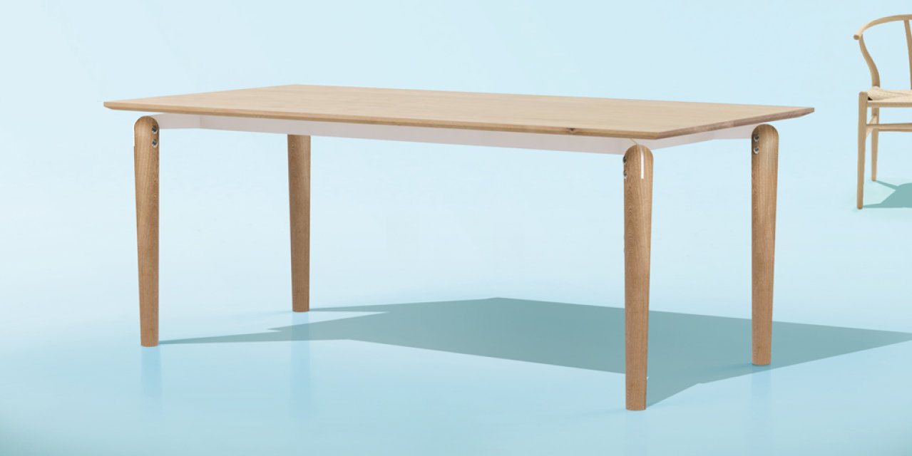 Ulna-table blue