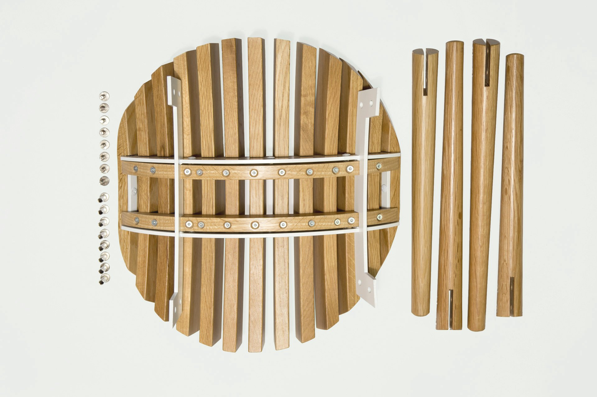 Ane stool components