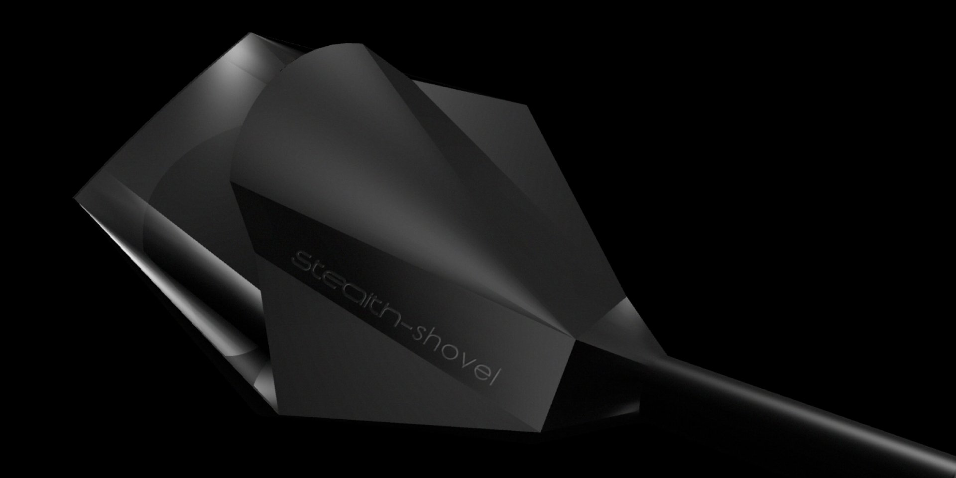 stealth shovel 3