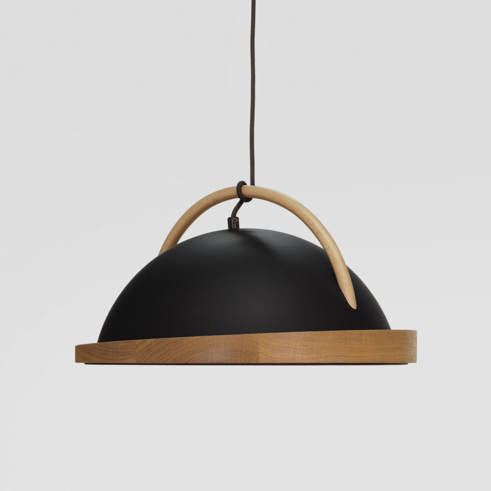 Obelia pendant light