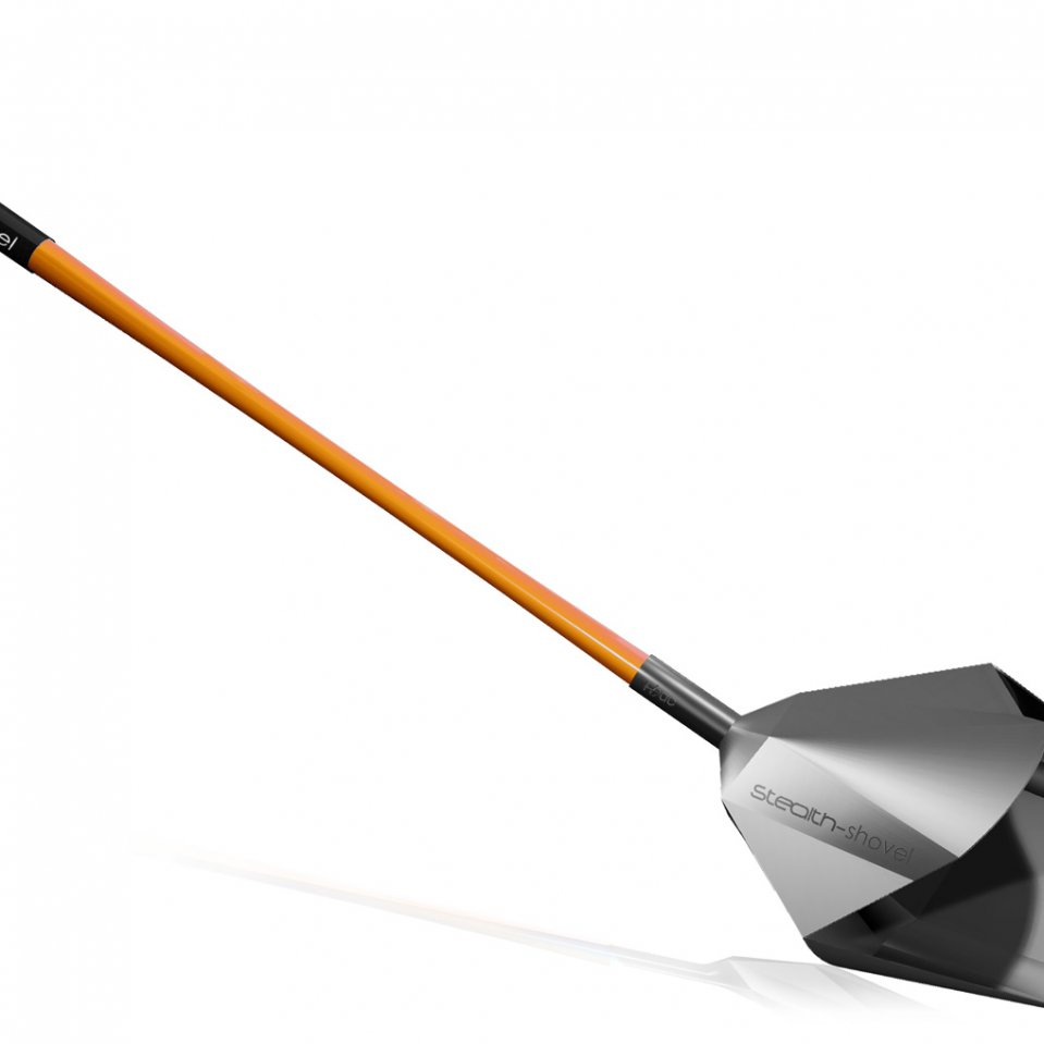 stealth shovel